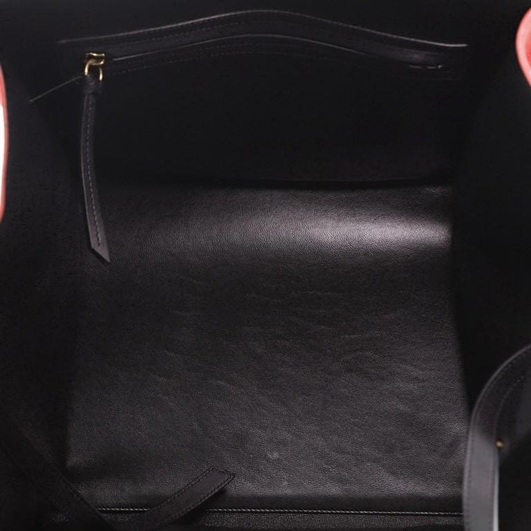 Celine Phantom Bag Suede Medium For Sale 1