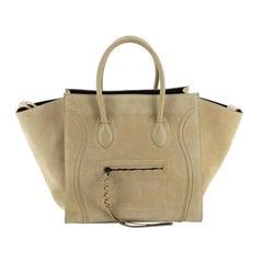 Celine Phantom Bag Suede Medium