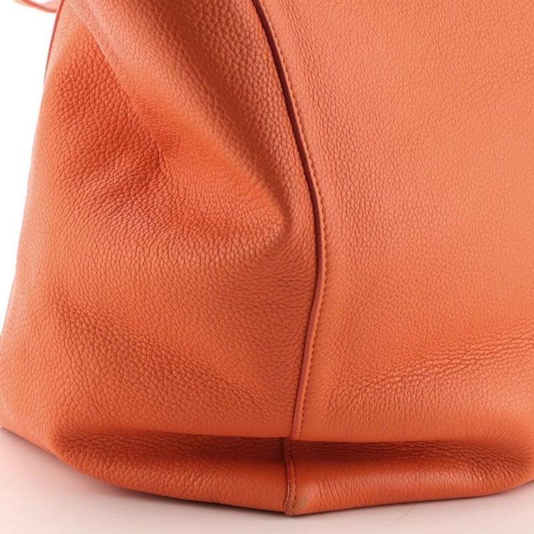 Celine Phantom Cabas Tote Leather Large For Sale 2