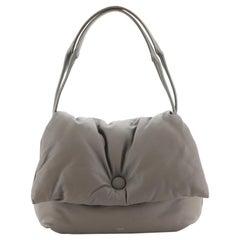 Celine Pillow Shoulder Bag Leather