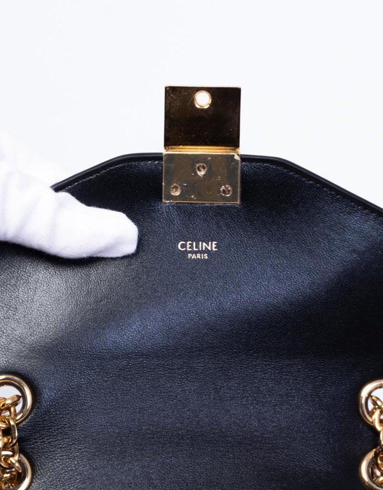 Women's Celine Shiny Calfskin Small C Bag 2018 For Sale