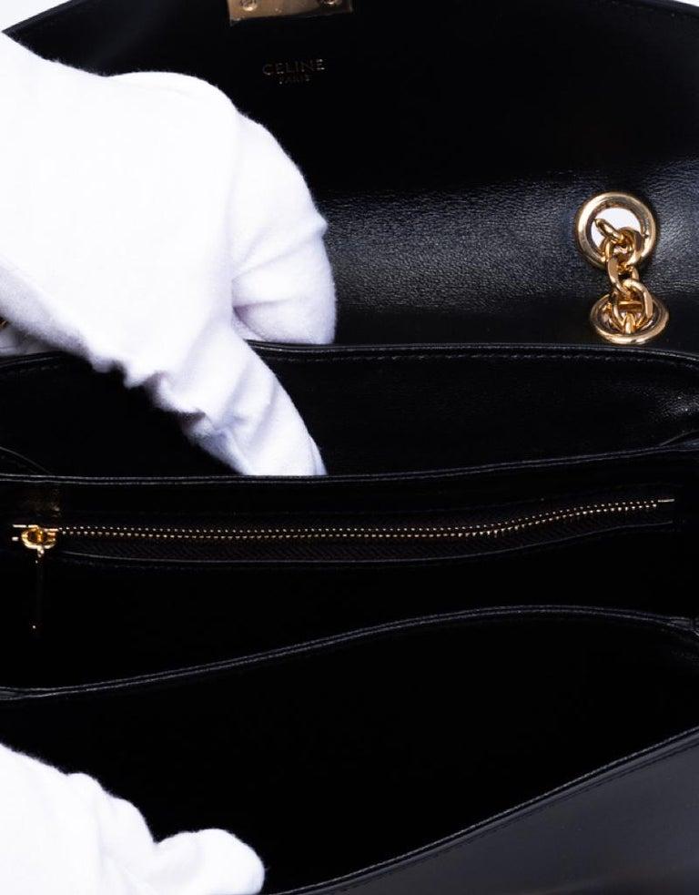 Celine Shiny Calfskin Small C Bag 2018 For Sale 3