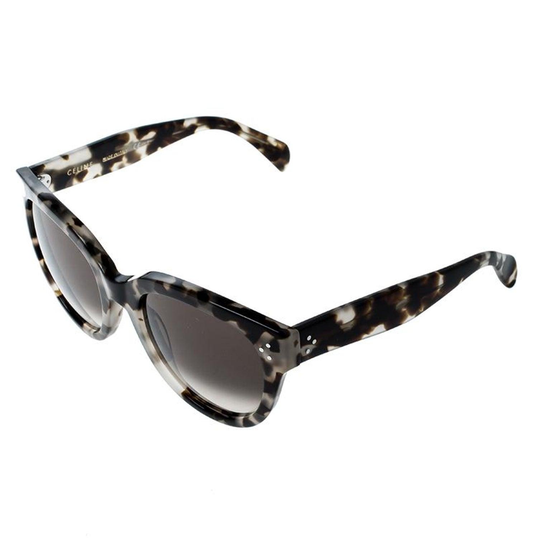 6e1f8a9d04d4 Celine Spotted Havana/Brown Gradient Audrey CL 41755 AVVZ3 Wayfarer  Sunglasses For Sale at 1stdibs