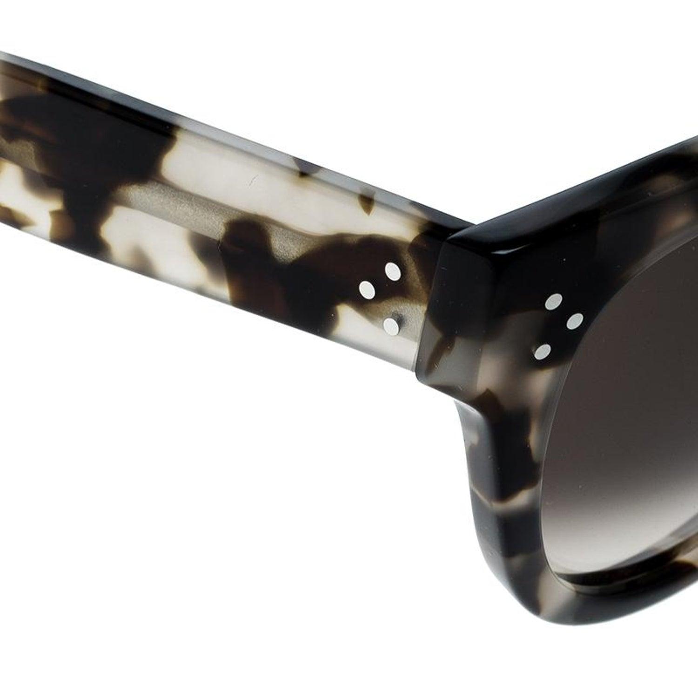 eb5db02de4266 Celine Spotted Havana Brown Gradient Audrey CL 41755 AVVZ3 Wayfarer  Sunglasses For Sale at 1stdibs