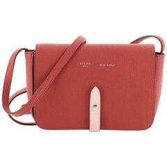 Celine Strap Clutch Leather
