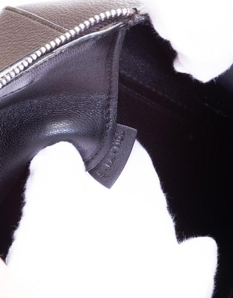 Women's or Men's Celine Taupe Medium Edge Shoulder Bag 2013 For Sale