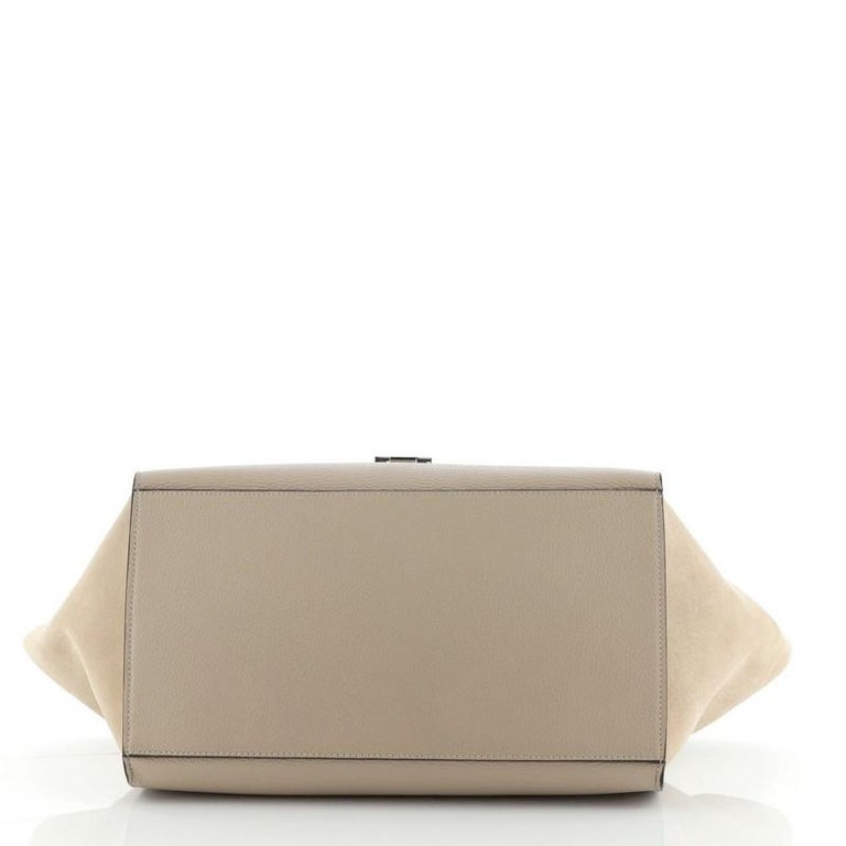 Women's or Men's Celine Trapeze Bag Leather Medium