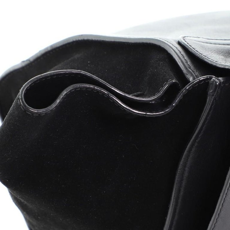 Celine Trapeze Bag Leather Medium For Sale 1