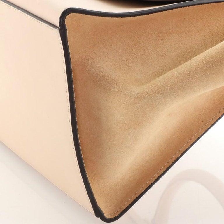 Celine Trapeze Bag Leather Medium 1