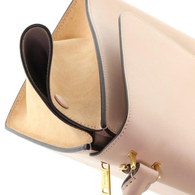 Celine Trapeze Bag Leather Medium 3