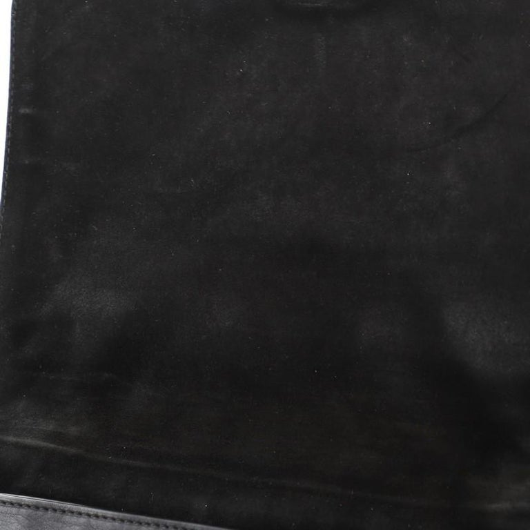 Celine Trapeze Bag Leather Medium For Sale 5