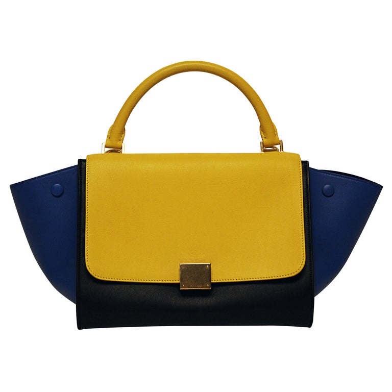 Celine Trapeze Handbag For Sale