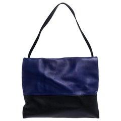 Celine Tri Color Leather All Soft Shoulder Bag