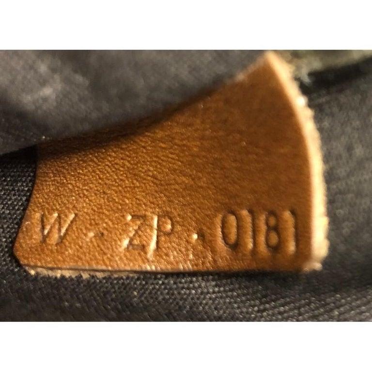 Celine Tricolor Luggage Bag Leather Nano For Sale 3