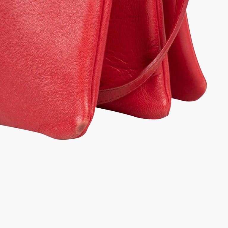 Celine Trio Crossbody Bag For Sale 4