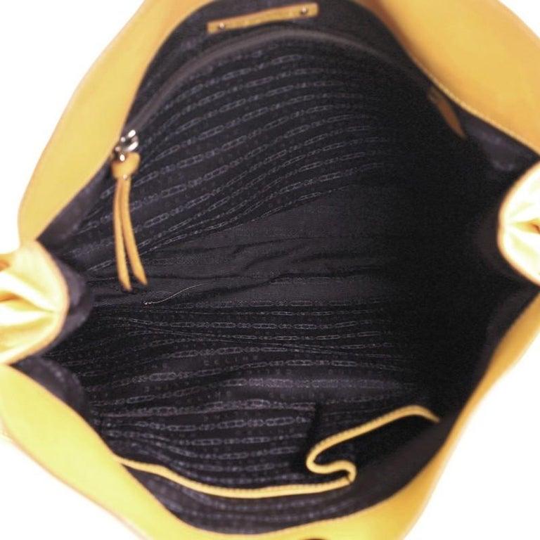 Women's or Men's Celine Vintage Carriage Messenger Bag Perforated Leather Large For Sale