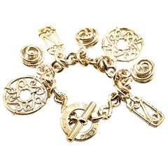 Celine Chain Bracelets