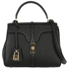 Celine  Women Handbags  Black Leather