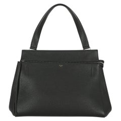 Celine  Women   Handbags Edge Black Leather