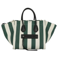 Celine Women  Handbags Phantom Black Fabric