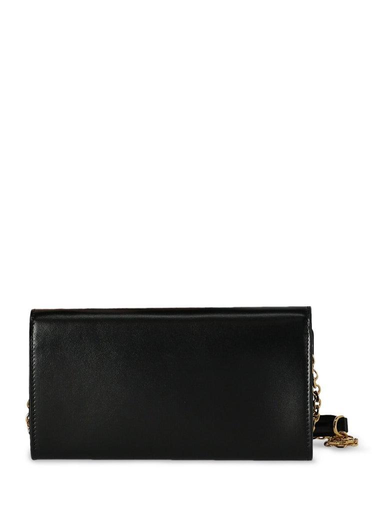 Women's Celine  Women Shoulder bags Black Leather For Sale