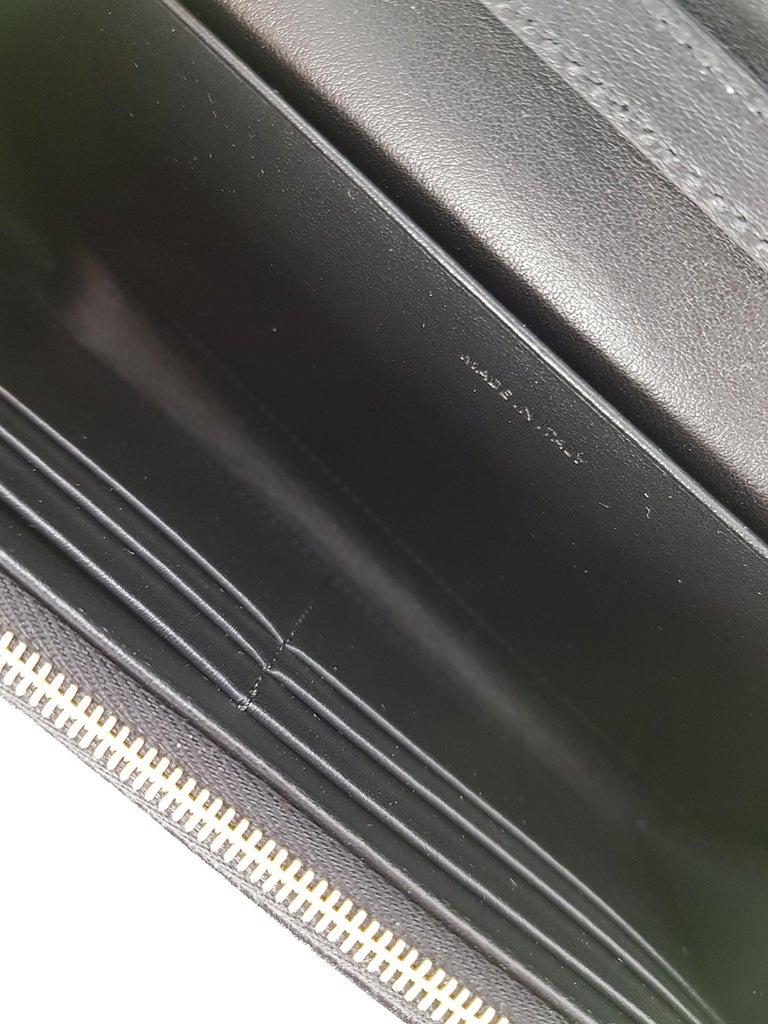 Celine  Women Shoulder bags Black Leather For Sale 2