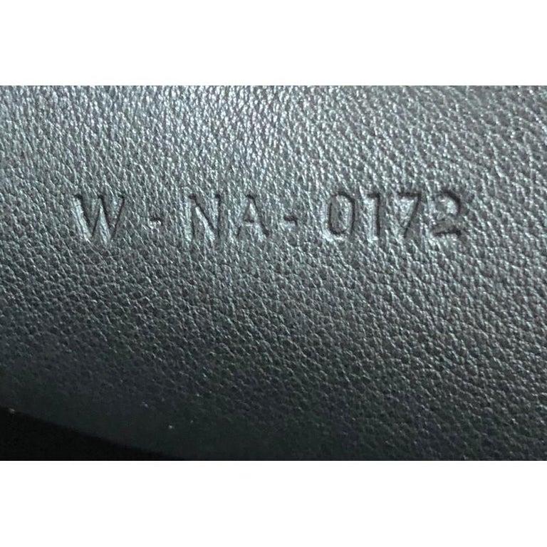 Celine Zip Clutch Leather Oversized For Sale 5