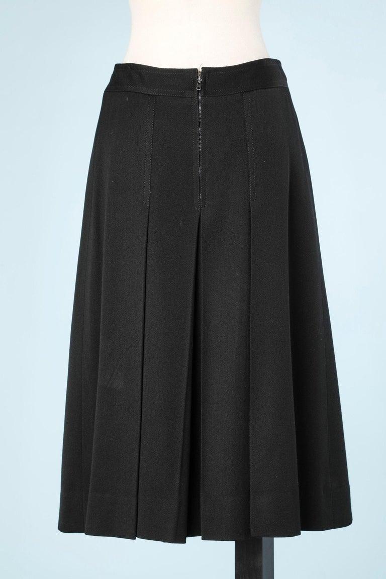 Women's Céline's black skirt For Sale
