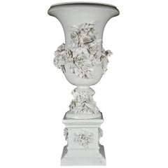 Cellini Giant Ceramic Vase