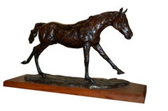 Gallop; Célou Bonnet (French); bronze; edition of 10