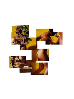 """Buscando Papá"", Photo Collage, 1995"
