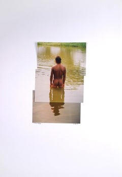 """Johnny Identidad"", Photo Collage, 1995"
