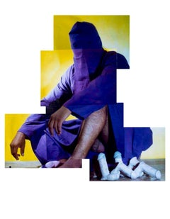 Nazareno #1, 2002 from Nazareno series, Photo Collage