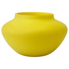 Yellow Serveware, Ceramics, Silver and Glass