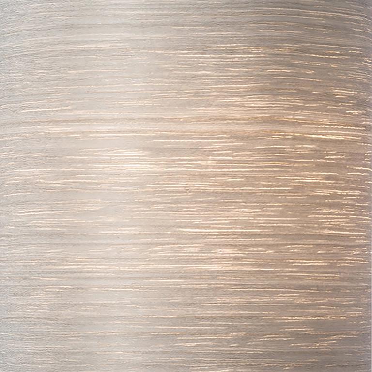 American Centa Custom Gray Tay Wood Cylinder Pendant For Sale