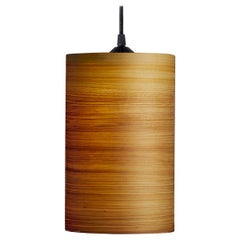 CENTA Cypress Wood Cylinder Pendant