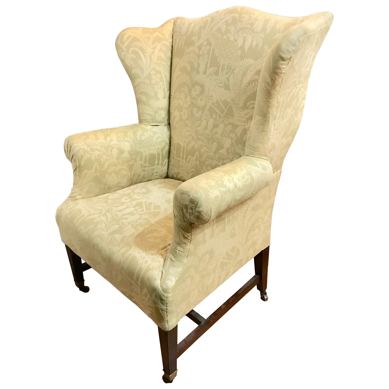 "Centennial ""Federal"" Wing Chair"