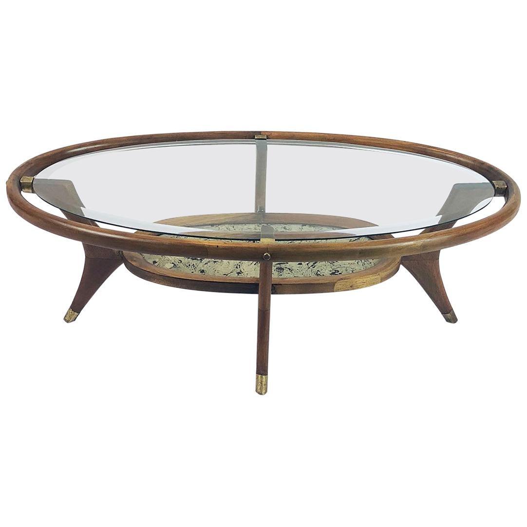 Center Table Attributed to Eugenio Escudero