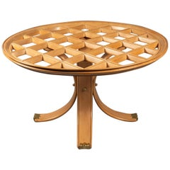 Center Table by Osvaldo Borsani, Italy, 1939