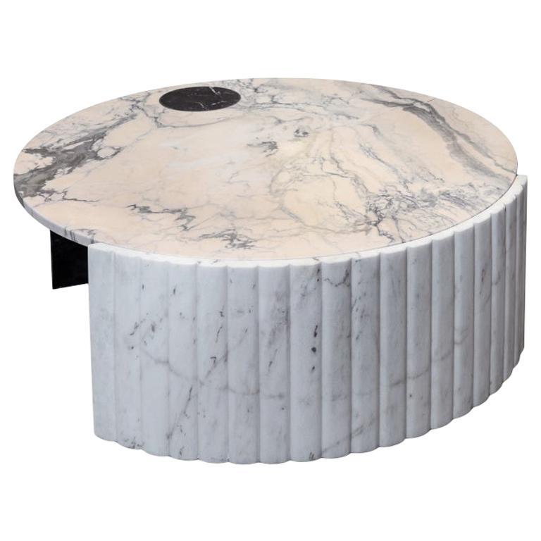Center Table Helene in Marble