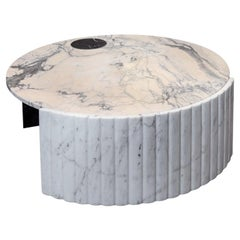 Center Table Helene in Marble
