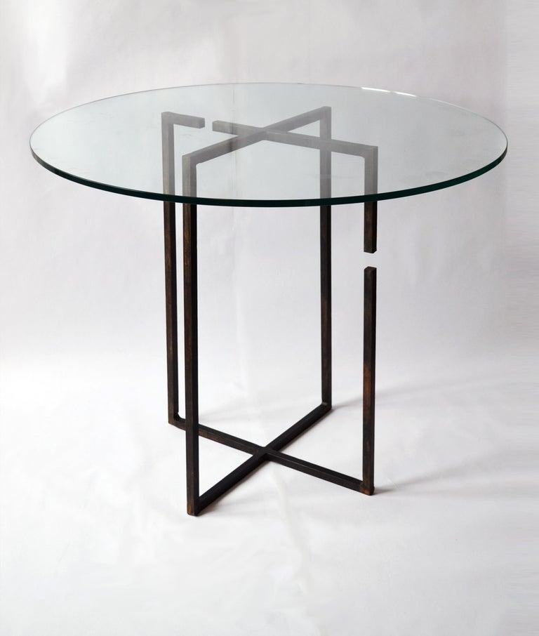 Modern Center Table No. 4 by JM Szymanski For Sale
