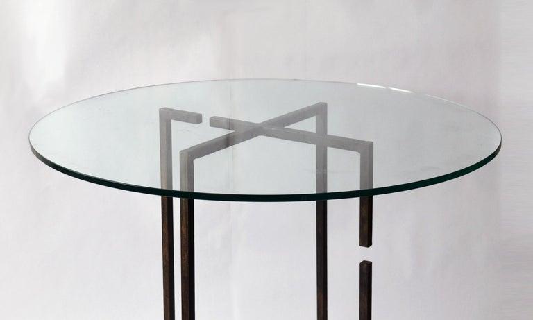 American Center Table No. 4 by JM Szymanski For Sale
