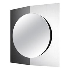 Central Wall Mirror, Designed by Francesco Forcellini, Made in Italy