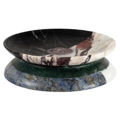 Centrepiece in Marble by Arthur Arbesser, Made in Italy