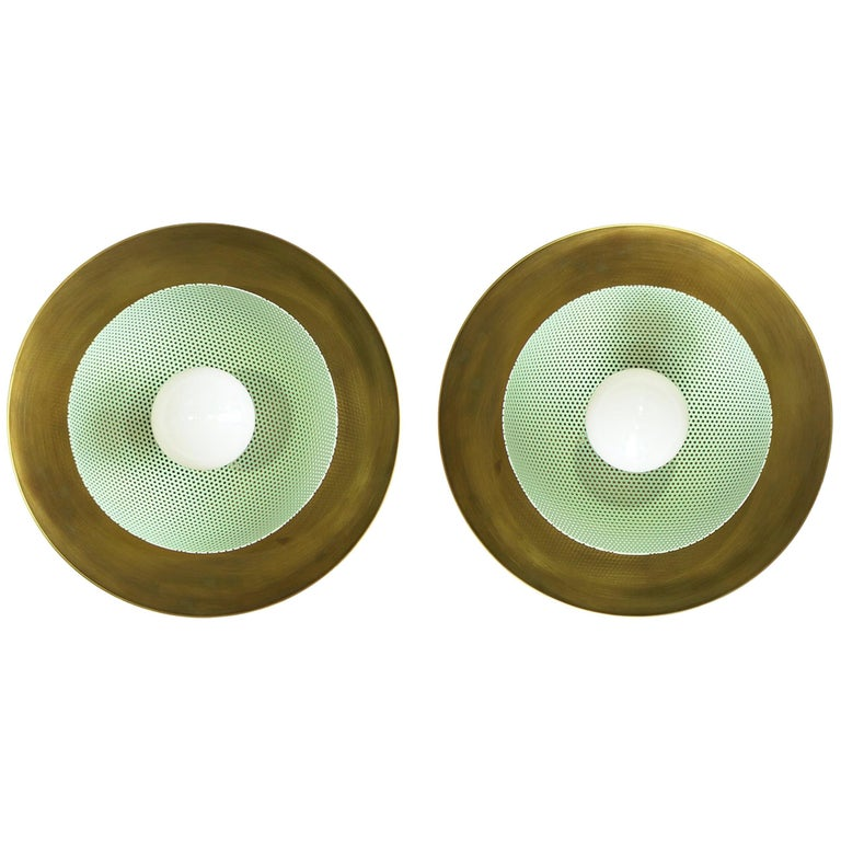 """""""Centric"""" Wall Sconces For Sale"""