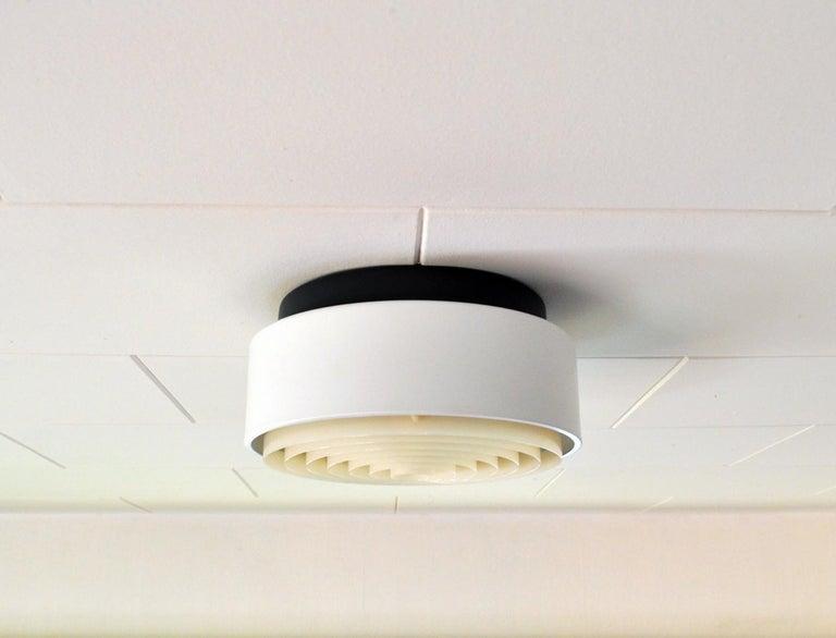 Scandinavian Modern Centura Ceiling Lamp, Mogens Voltelen for Fog & Mørup in the 1960s For Sale