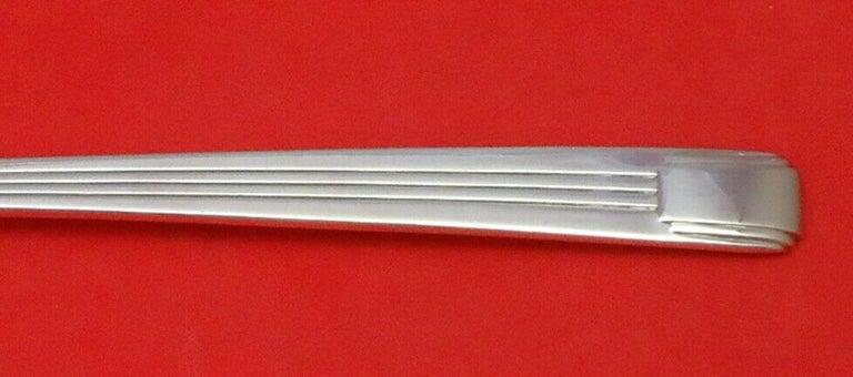 Sterling silver Salad Fork, 6 3/4