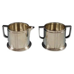 Century by Tiffany and Co. Sterling Silver Sugar and Creamer Set of 2-Piece