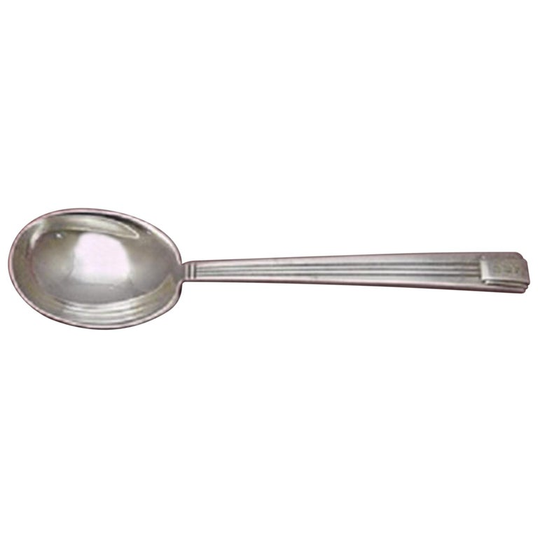 Century by Tiffany & Co. Sterling Silver Sugar Spoon For Sale